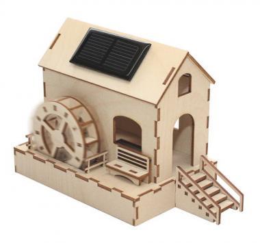 Molino de agua solar Easy-Line