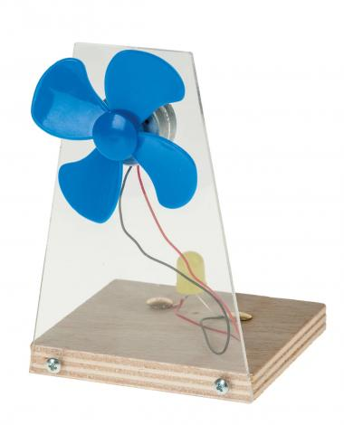 Funktionsmodell Windgenerator (Easy-Line)