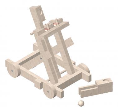 OPITEC PLUS LINE catapulta, 1 pezzo