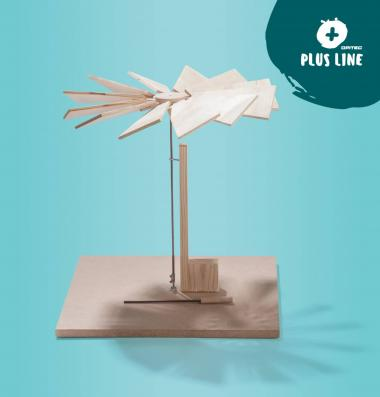 OPITEC PLUS LINE Wärmekraftmaschine