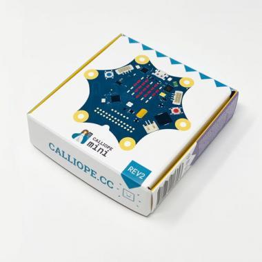 Mini computadora Calliope Mini