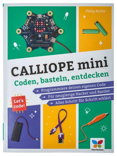 Libro 'Calliope Mini - Aprender a codificar'