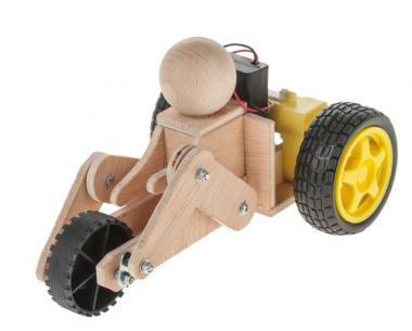 Triciclo con motoriduttore