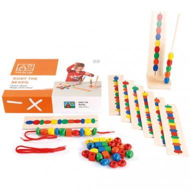 Toys for Life - Fang die Formen, 53-teilig