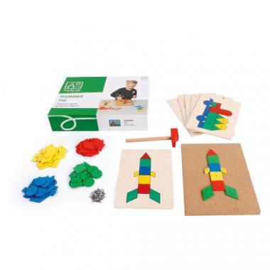 Toys for Life - Hammerspiel, 405-teilig