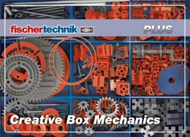 fischertechnik PLUS Creative Box Mechanics«