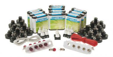 OPITEC Set economico per 10 circuiti elettrici