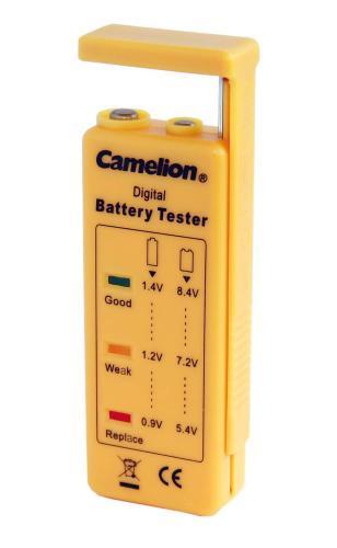 Camelion® tester per batterie, 1 pezzo