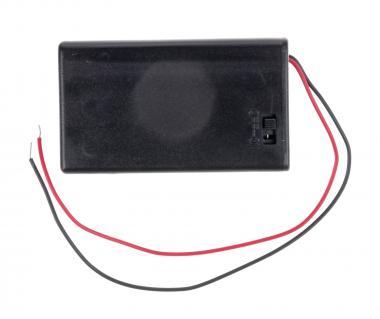 Box portabatteria 4,5V