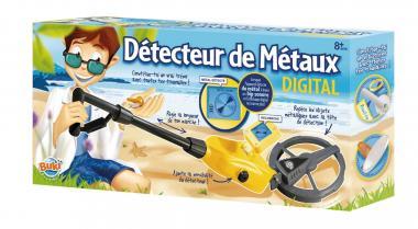 Entdeckungsreise - Metalldetektor