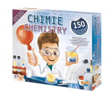 BUKI Chemielabor - 150 Experimente