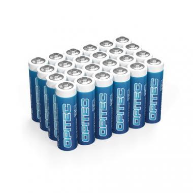 OPITEC batterie alcaline Mignon - conf. risparmio