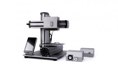 Impresora 3D Snapmaker 3 en 1