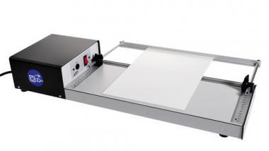 Dipositivo per piegare materiale sintetici 'Thermo