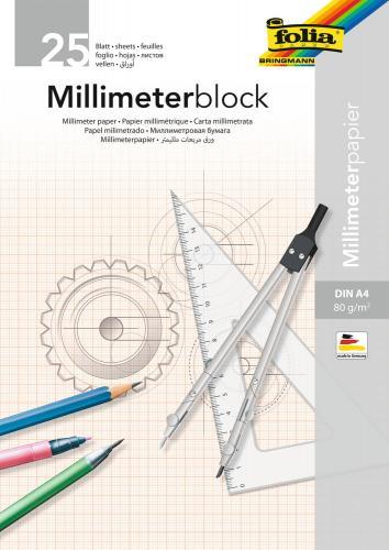 Transparentpapier, 25 Bogen 80 g (DIN A4)