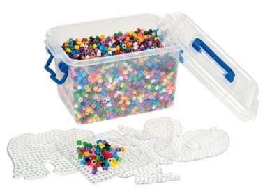 Perline da stirare, 6000 pezzi, 14 colori