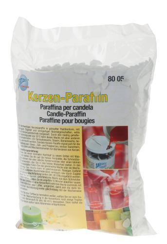 Kerzen-Paraffin, 1000 g weiß