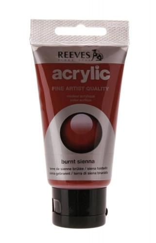 Reeves-colori acrilici, 75 ml, cotto siena