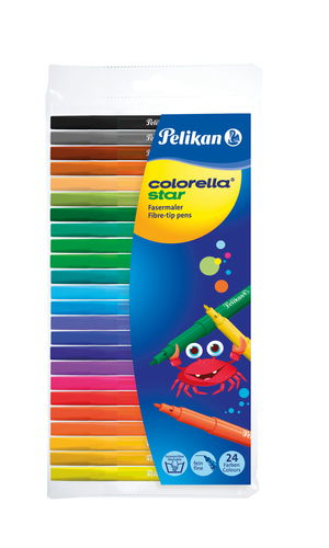 Feutres de couleur Colorella-Star Pelikan...