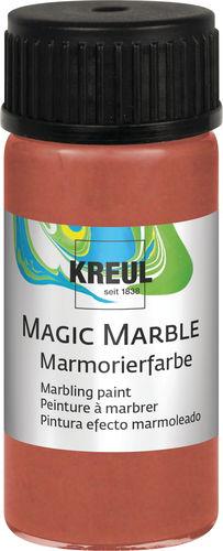 Pintura para jaspear Magic Marble (20 ml) cobre