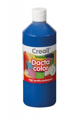 Colori Plaka 'Dacta Color', 500ml, blu scuro