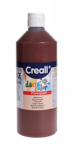 Témpera líquida 'Dacta Color' marrón oscuro 500 ml
