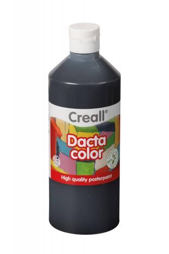 Colori Plaka 'Dacta Color', 500ml, nero