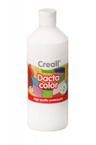 Colori Plaka 'Dacta Color', 500ml, bianco