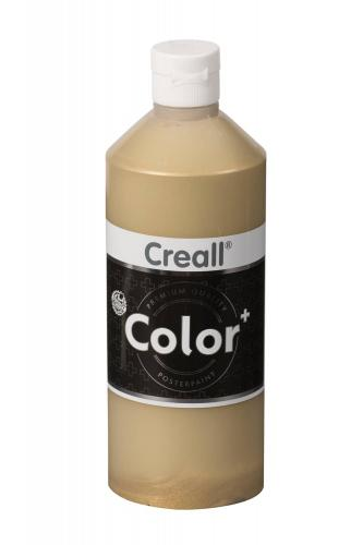 Témpera líquida 'Creall Dacta Color', oro 500 ml