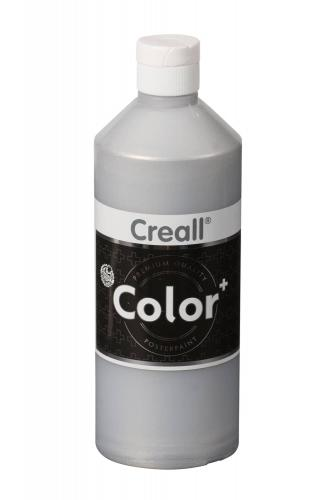 Témpera líquida 'Creall Color', plata, 500 ml