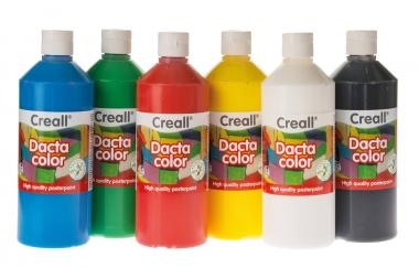 Colori Plaka 'Dacta Color', 500ml, set da 6