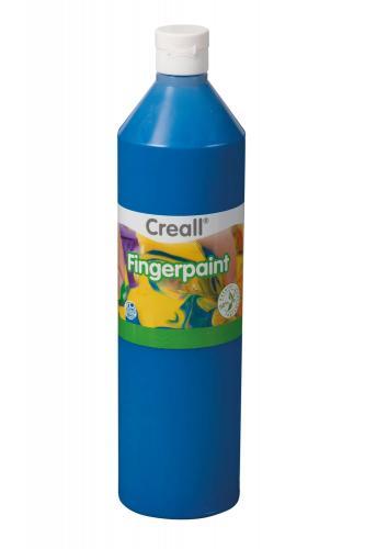 Colore da dita 'Creall fingerpaint',750ml, blu