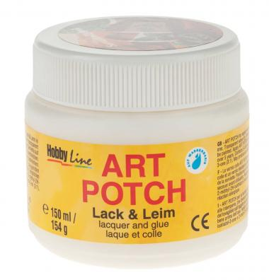 Colla per découpage Art Potch, 150 ml