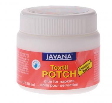 Cola para servilletas Textil Potch (150 ml)