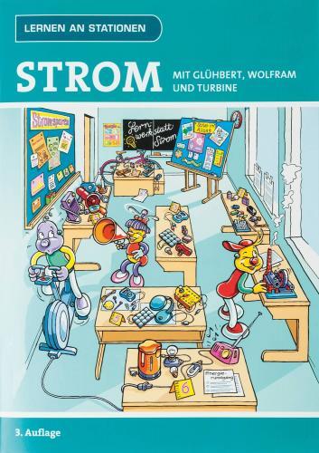 Buch 'Lernen an Stationen Strom'