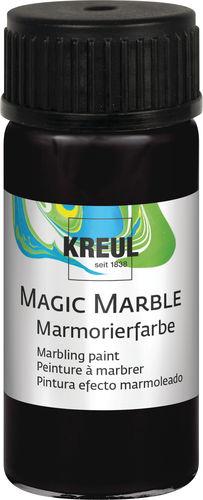 Pintura de jaspeado Magic Marble (20 ml) negro