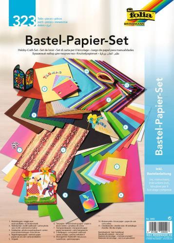 Set de création en papier -Toute l'année-...