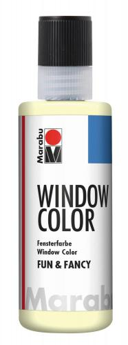 Window Color Fun & Fancy, 80 ml fluorescente