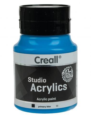 Creall® Studio Acrylics Colore acrilico, blu prima