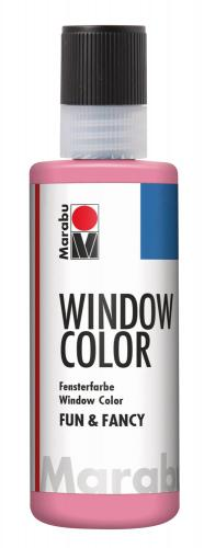 Window Color Fun & Fancy,  80 ml hellrosa
