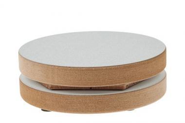 Plato giratorio para modelar o pintar (120 mm)