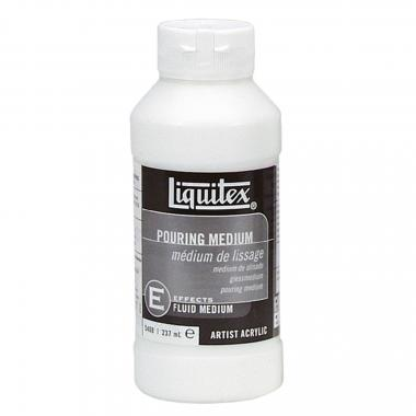 Liquitex medium per colate-Pouring medium,237ml