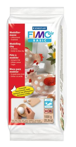 FIMO air basic, 1000 g, color carnagione