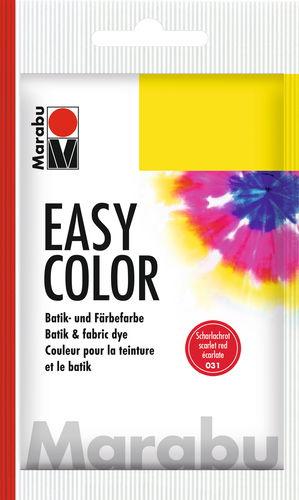 Marabu EasyColor colore Batik e tintura, rosso sca