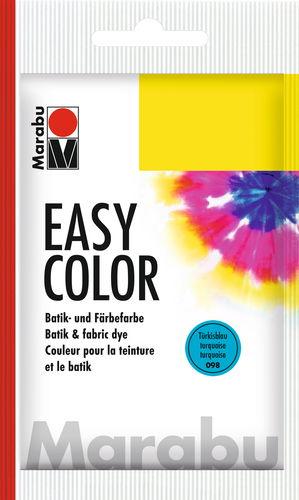 Marabu EasyColor colore Batik e tintura, turchese