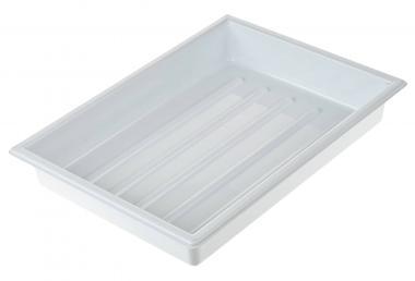 Bandeja de plástico para jaspeado (370 x 270 mm)