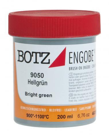 BOTZ ingobbi liquidi, 200ml, verde chiaro