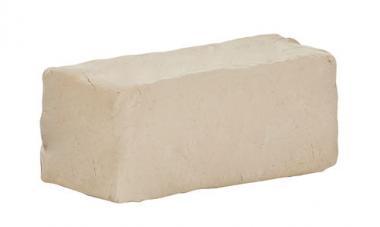 Schulton-Aufbaumasse, 20 kg weiß feine Körnung