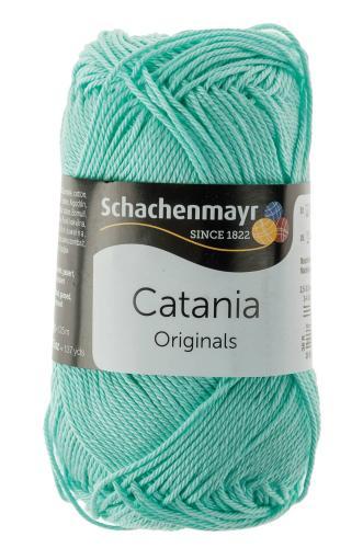 Fil à tricoter Catania Schachenmayr, menthe