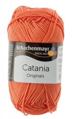 Hilo para labores Catania de Schachenmayr , coral